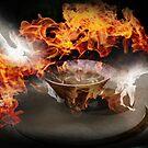 Firedance. The eternal flame. by Stephen Denham