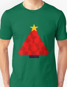 Redbubble Christmas Tree T-Shirt