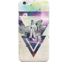 Surreal Space Print iPhone Case/Skin