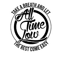 All Time Low - Dear Maria, Count Me In Photographic Print