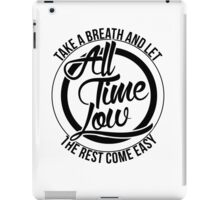 All Time Low - Dear Maria, Count Me In iPad Case/Skin