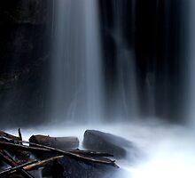 The Waterfall by Imi Koetz