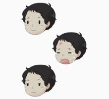 Adachi prototypes by mullberrytart