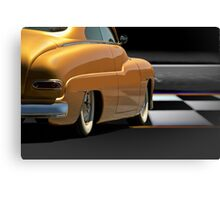 1950 Mercury Custom Sedan Canvas Print
