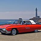 1963 Ford Thunderbird by DaveKoontz