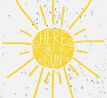 Here Comes the Sun Design by Iveta Angelova
