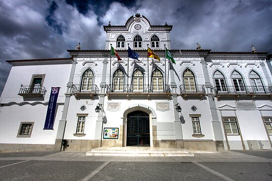 Évora Municipal Building by André Gonçalves
