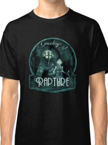 Bioshock - Greetings from Rapture Classic T-Shirt