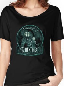 Bioshock - Greetings from Rapture Women's Relaxed Fit T-Shirt