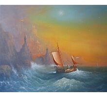 The Silmarillion Voyage Of Earendil Photographic Print