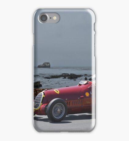 1935 Alpha Romeo 8C-35 Gran Prix Racer iPhone Case/Skin
