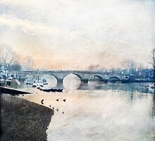 Richmond Sunrise 3 by veevs