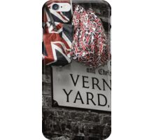 Vernon Yard iPhone Case/Skin