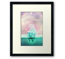 Polar Bears Framed Print