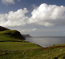 Torr Head View by Stephen Maxwell