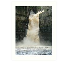High Force Art Print