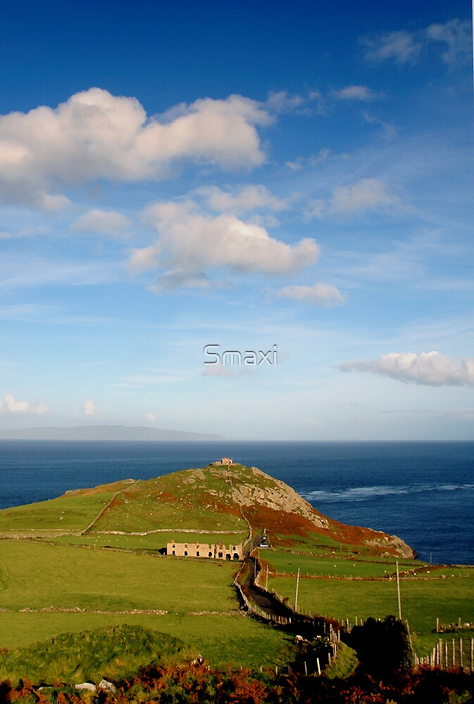 Torr Head by Stephen Maxwell