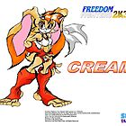 Freedom Fighters 2K3 Cream by TakeshiMedia