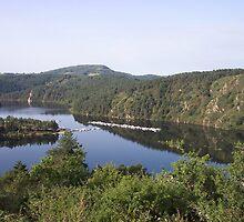 Site du viaduc de Garabit by bruno38