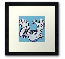 Lugia GBC Framed Print