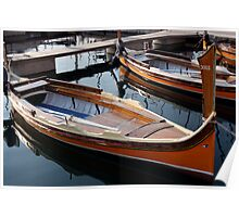 Luzzu - Maltese Boats Poster