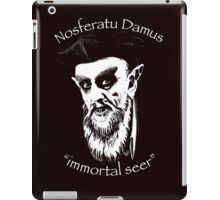 NosferatuDamus by Tai's Tees iPad Case/Skin