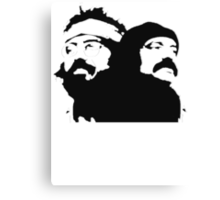 El Che...ch and Chong Canvas Print