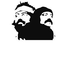 El Che...ch and Chong Photographic Print