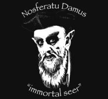 NosferatuDamus by Tai's Tees T-Shirt