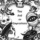 The Spooky Graveyard by MissKoo