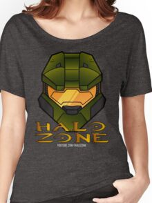 Halo Zone MC Logo Women's Relaxed Fit T-Shirt