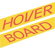 Hover Board Photographic Print