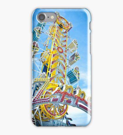 Zipper Ride - Ocean City, Maryland iPhone Case/Skin