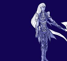 Diana ~ Scorn of the Moon by Thessa