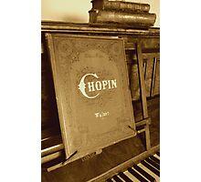 Parlour music...... Photographic Print