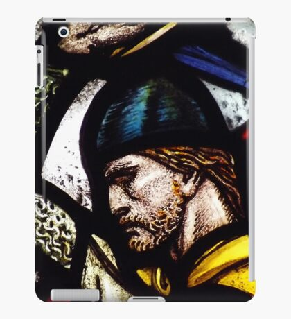 Stained Wallace iPad Case/Skin