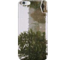 Green Mountain Winter iPhone Case/Skin