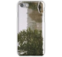 Green Mountain Winter iPhone Case/Skin
