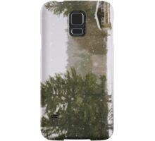 Green Mountain Winter Samsung Galaxy Case/Skin