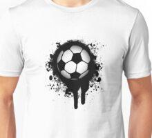 Soccer Splat Unisex T-Shirt