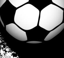 Soccer Splat Sticker