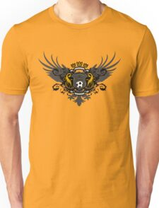 Soccer Coat of Arms Unisex T-Shirt