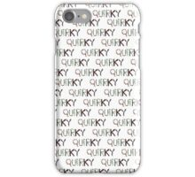 Quirky iPhone Case/Skin
