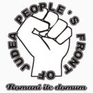 People's Front of Judea White/Black text by marting04