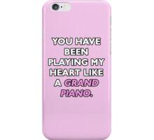 "Nicki Minaj The Pinkprint - ""Grand Piano"" (PINK) iPhone Case/Skin"