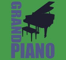 GRAND PIANO by IMPACTEES