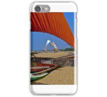 Catamarans. iPhone Case/Skin