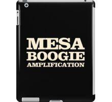 Mesa boogie iPad Case/Skin