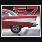 '57 Chevrolet Bel Air by Waves