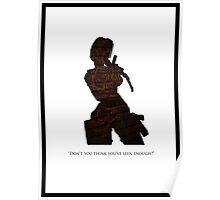 Tomb Raider II Poster